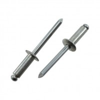 Pop Rivets Stainless Steel (Sold Per 100)