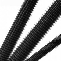 Threaded Rod Hi-Tensile Black