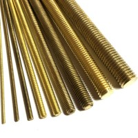 Threaded Rod Brass