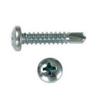 Pan Pozi Tek Screws (Sold Per 100)