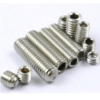 Stainless Steel Grub Screw M16