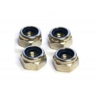 Nyloc Nuts Stainless Steel M12 - M30 (Sold Per Each)