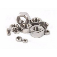 Hex Nuts Stainless Steel M12 - M30 (Sold Per Each)