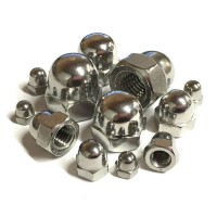 Dome Nuts Stainless Steel M 4 - M10 (Sold Per Each)